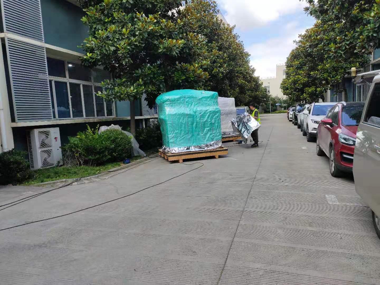 上海金海通设备搬出包装服务OEM